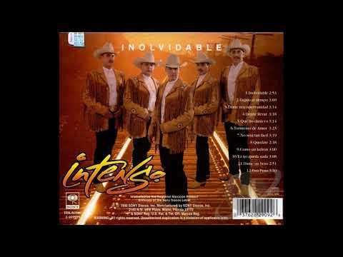 Intenso - Inolvidable - 1998 - Album Completo