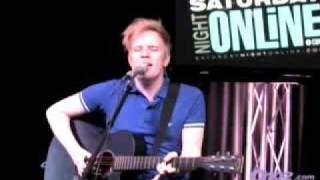 "Patrick Stump ""This City"" Acoustic Live"