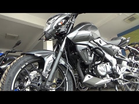 FINALLY BAJAJ PULSAR NS 160 FULL WALK AROUND REVIEW.PRICE SPEC FEATURES ALL.