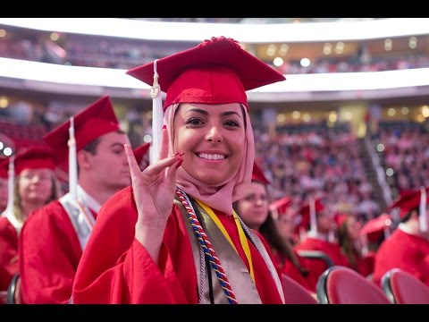 NC State - May 2017 - Spring Commencement - Full Ceremony