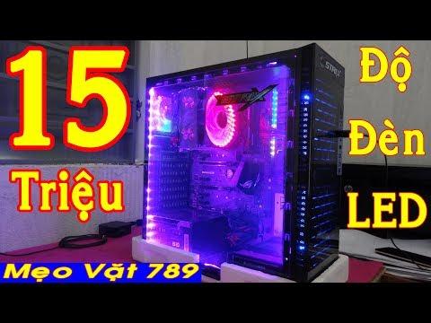 Cấu Hình PC - Cách Lắp Ráp Máy Tính PC 15 Triệu