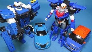 또봇(블루팀) 또봇 제로 에볼루션 Y 오리지널 Y W 안티플레임 장난감 변신  Tobot toys