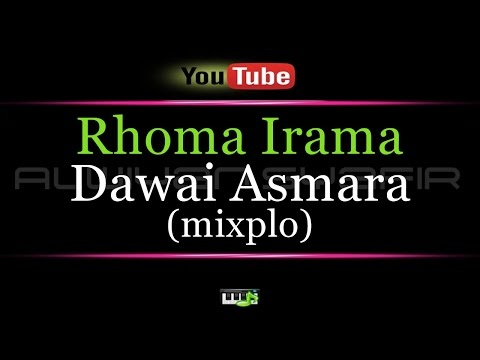 Karaoke Rhoma Irama - Dawai Asmara (mixplo)