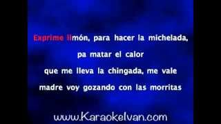 A Band of Bitches - Noreste Caliente (KARAOKE)