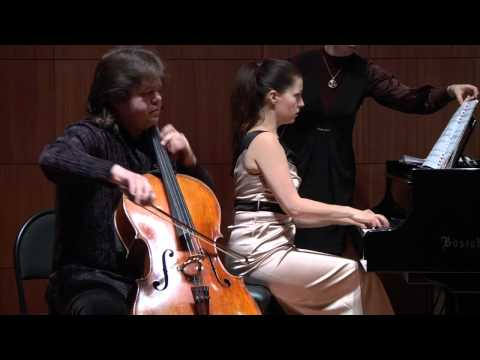 Irina Bogdanova, Evgeny Rumiancev -A. Piazzolla ''Le Grand Tango''