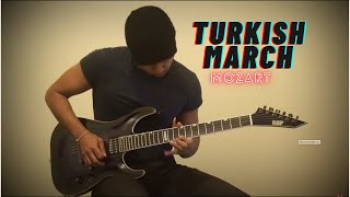 Turkish March Rock Guitar - The Cunting (HD)