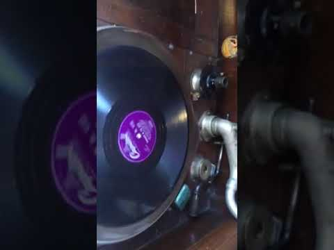 Rare Vintage Gramophone Player