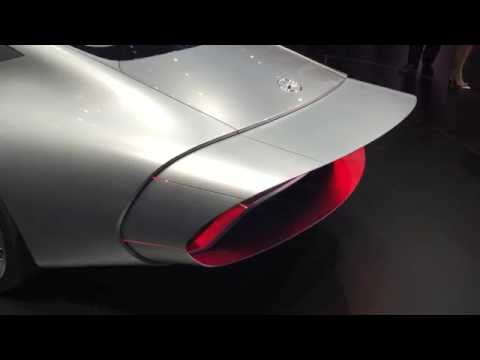 Mercedes-Benz Concept IAA at Frankfurt Motor Show 2015 - NY Daily News Autos