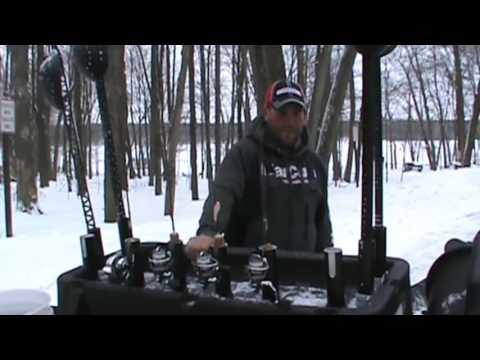 Rigging Your Ride For Ice Fishing