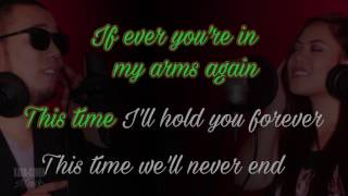 if ever you re in my arms again peabo bryson by johann mendoza and kim molina