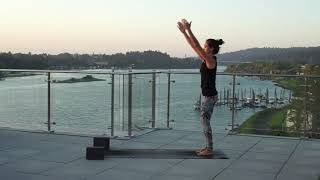 45 Minute Gentle Vinyasa: Portland, OR | A.G.A.P.E. Wellness