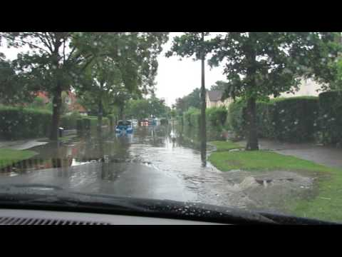 welwyn garden city flooding