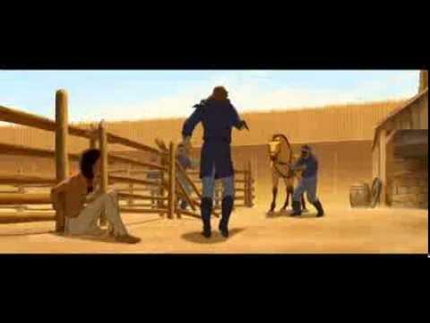 Мустанг лошадь мультфильм про лошадь