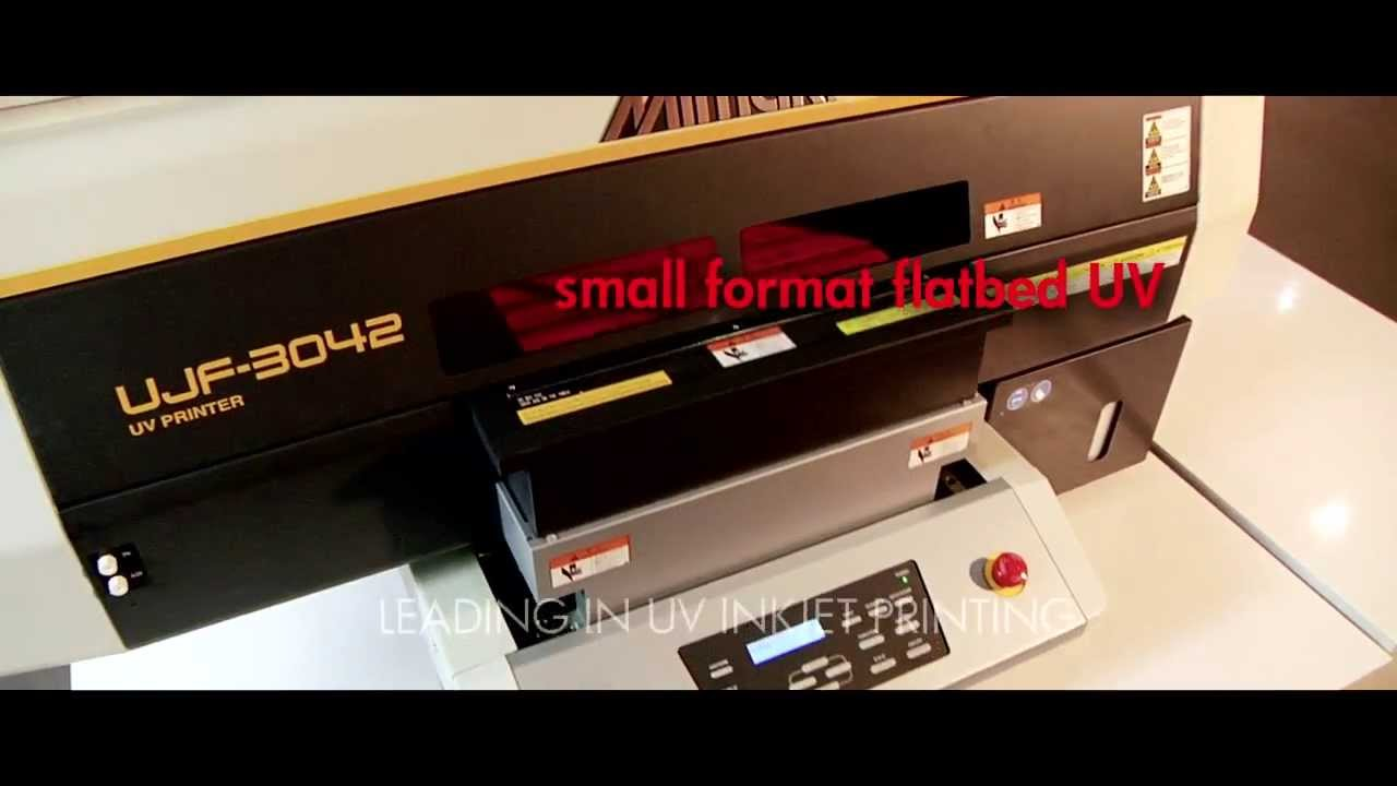 Mimaki UV Printers Overview