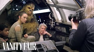"Watch the ""Star Wars"" Cast on Set for ""Vanity Fair"