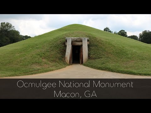 Ocmulgee National Monument - Macon GA