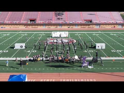 Lehi High School Marching Band - Red Rocks - 11/08/2019