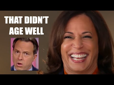Funniest CNN FAIL ever? Kamala caught plagiarizing Martin Luther King | THAT DIDN'T AGE WELL #5
