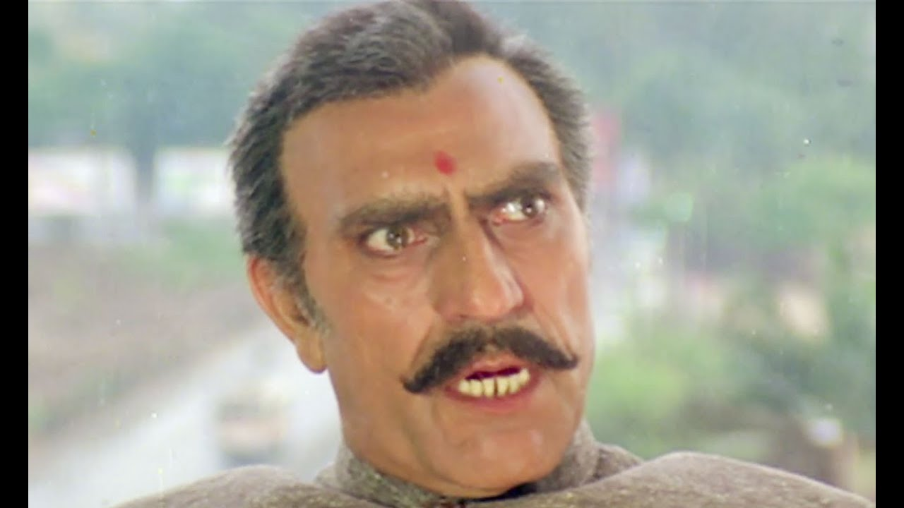 amrish puri last movie