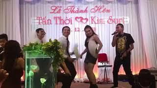 Thái Vũ( BlackBi) Live  Trả Tim Cho Anh trong đám cưới của Kim Suri    Trả Tim Cho Anh