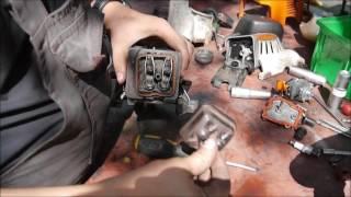 Ремонт мотокосы STIHL FS 130