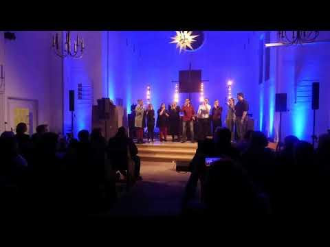 A Sounding Christmas Weihnachtskonzert 2018 Zusammenstellung