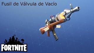 Sparks / Vacuum Valve Rifle ? Fortnite: Saving the #322 World