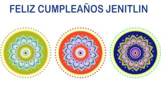 Jenitlin   Indian Designs - Happy Birthday