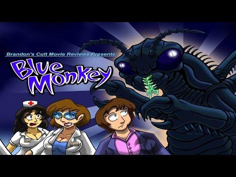 Brandon's Cult Movie Reviews: Blue Monkey