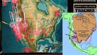 10/12/2017 -- Earthquake unrest building -- West Coast USA / California -- Large pacific earthquake thumbnail