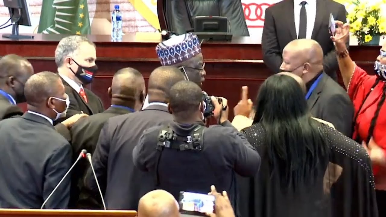 More Drama   West vs South   No Rotation   No Election   Pan African Parliament