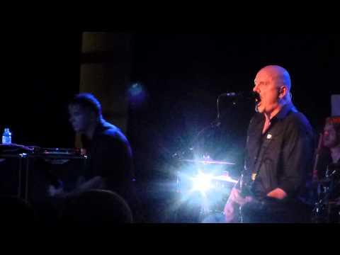 The Stranglers: Hanging Around @ Blackburn 16th July 2015