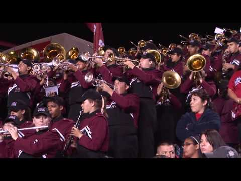 PRIDE NMSU MARCHING BAND