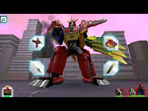 Power Ranger Dino Charge Rumble Mod apk V 1.03 - Tokusatsu Gamer