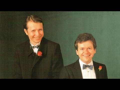 Michael Collins & Mikhail Pletnev play Weber - Grand Duo Concertant