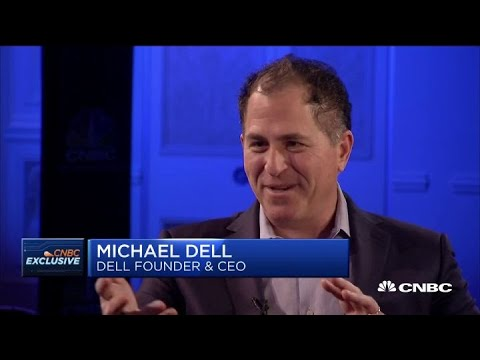 Michael Dell: I'm the ultimate long-term investor
