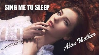 Sing Me To Sleep Alan Walker feat. Iselin Solheim (TRADUÇÃO) HD (Lyrics).