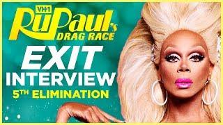 RuPaul's Drag Race: Episode 5's Eliminated Queen (Exclusive Interview)