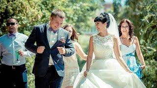 Алексей и Ирина свадебный клип 2016