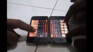 Gambar cover Keren Aplikasi Virtual Musik Gamelan iPhone 4s Ladrang Gonjing Miring
