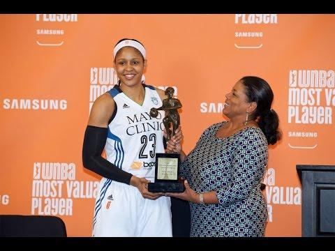 Maya Moore MVP Press Conference