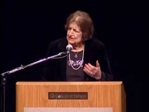 College Lecture Series: Helen Thomas - April 5th, 2007