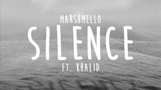 แปลไทย [Kara] Silence - Marshmello Ft. Khalid