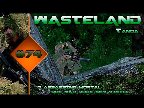 Arma 3 Wasteland #74 - O assassino invisível