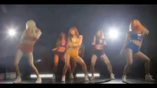 hello venus Wiggle Wiggle MV 2015 | kpop girl group hello venus Practice dance