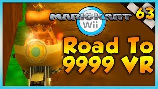 Mario Kart Wii Custom Tracks DRAGONITE S ISLAND Road To 9999 VR Ep 63