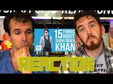 15 THINGS YOU DIDN'T KNOW ABOUT SHAH RUKH KHAN | REACTION!! Mp3