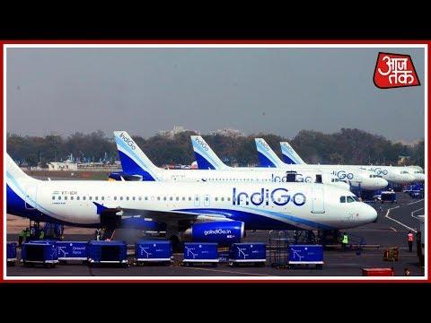 DGCA ने लगाई Inidigo के 8 और GoAir के 3 विमानों पर पाबंधी