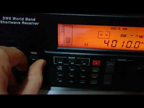 Kyrgyz Radio 1 (Birinchi Radio) - 4010 kHz