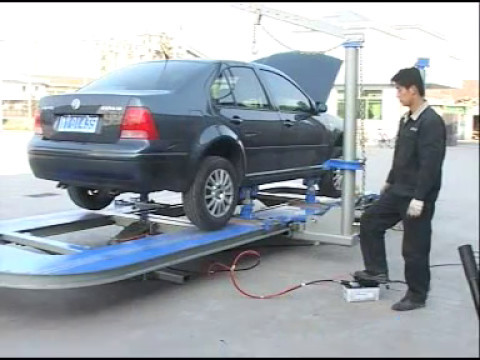 Car Straightening Bench/ Car Frame Machine Factory made in China ...